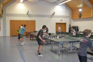 Viel Ehrgeiz und jede Menge Spaß hatten die Teilnehmer der vergangenen Hobbymeisterschaft im Gemeinschaftshaus in Obergriesbach.